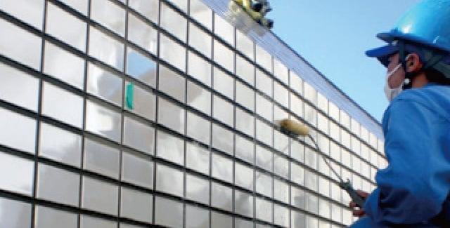 壁面の防水・保護